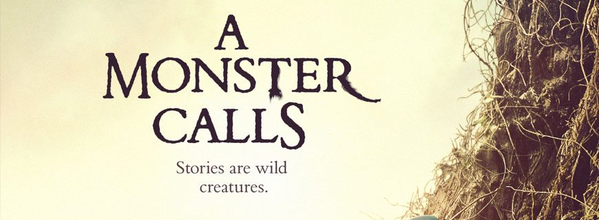 A MONSTER CALLS: How hating leads to love